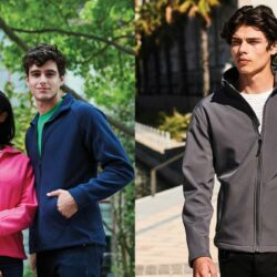 Softshell Vs Fleece