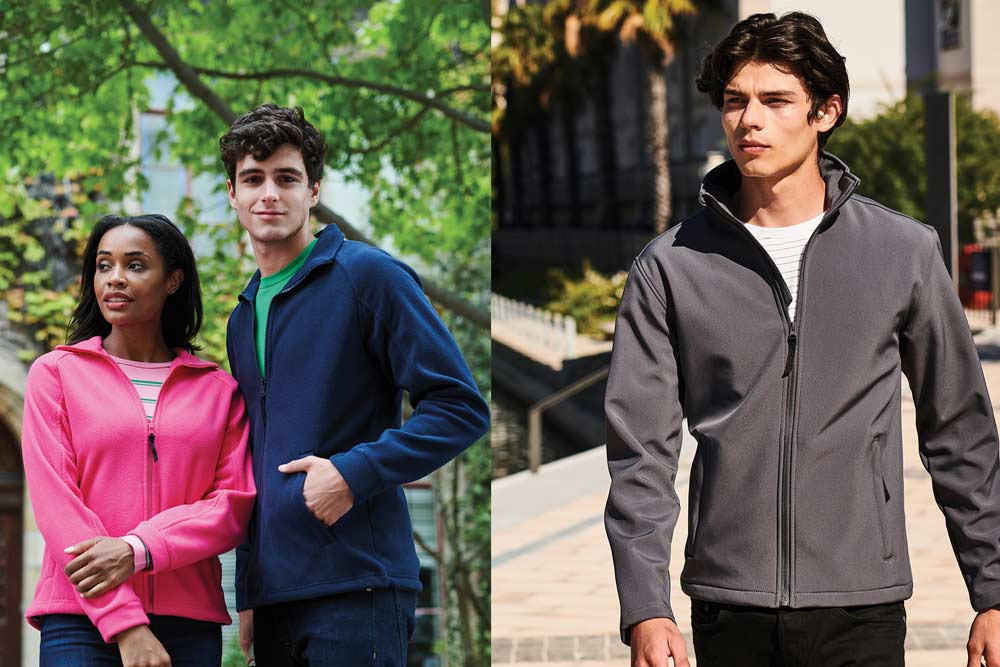 Is a Soft Shell Jacket or a fleece better value for money?​