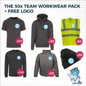 50x Team Workwear Pack - Product Image