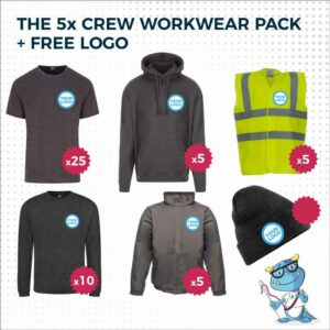 5x Team Workwear Pack - Product Image
