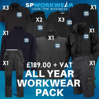 All Year Workwear Pack
