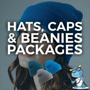Hats, Caps & Beanies Packages