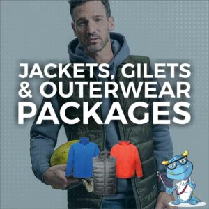 Jackets, Gilets & Outerwear Packages