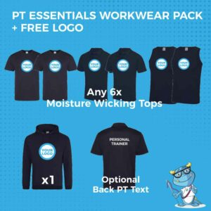 Personal Trainer Essentials Workwear Package Deal - Product Image