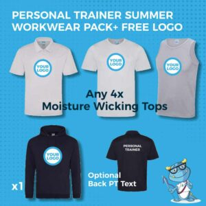 Personal Trainer Summer Workwear Package Deal - Product Image
