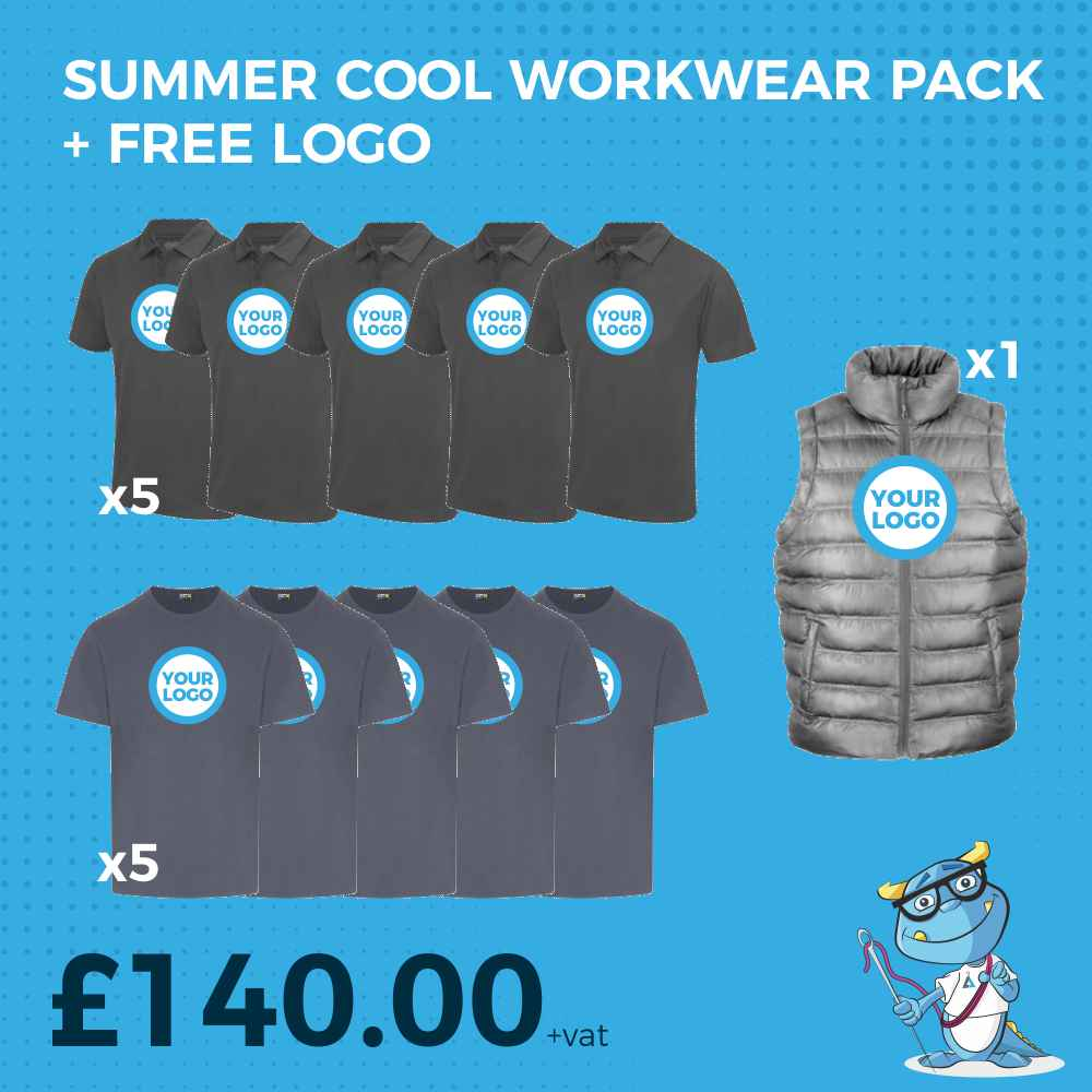 Summer Cool Workwear Pack