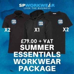 Summer Essentials Workwear Package