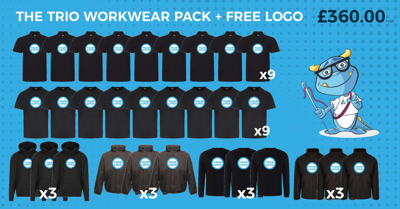 The Trio Workwear Package Deal - Homepage