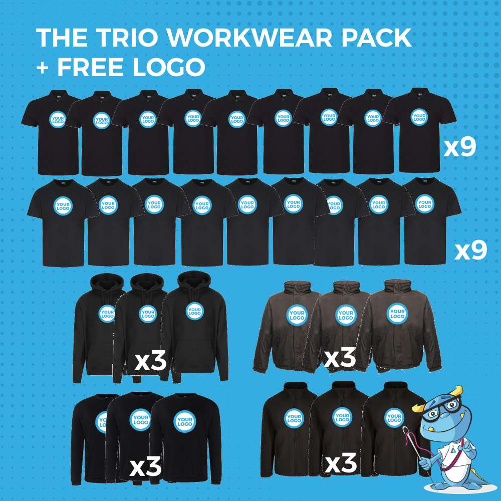 The Trio Workwear Package Deal - Product Image