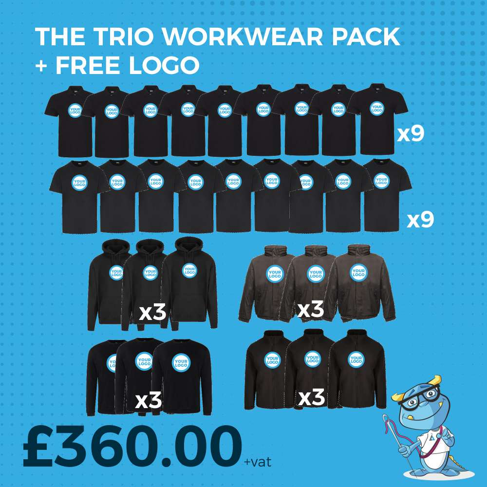 The Trio Workwear Package Deal