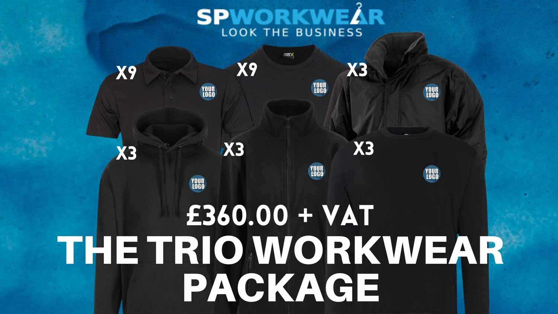 Trio Workwear Package - Landscape